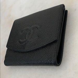 CHANEL Bags - CHANEL fold wallet